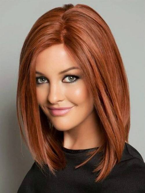 17 Popular Medium Length Hairstyles For Thick Hair Best Hairstyle