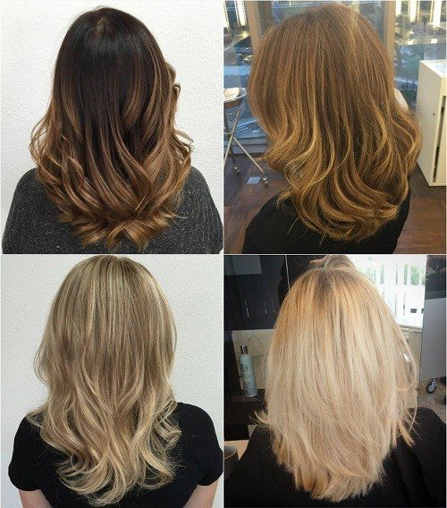 17 popular medium length hairstyles for thick hair  best