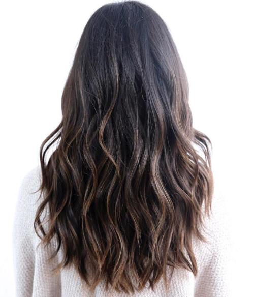 17 Cute And Romantic Layered Hairstyle Ideas For Long Hair Best