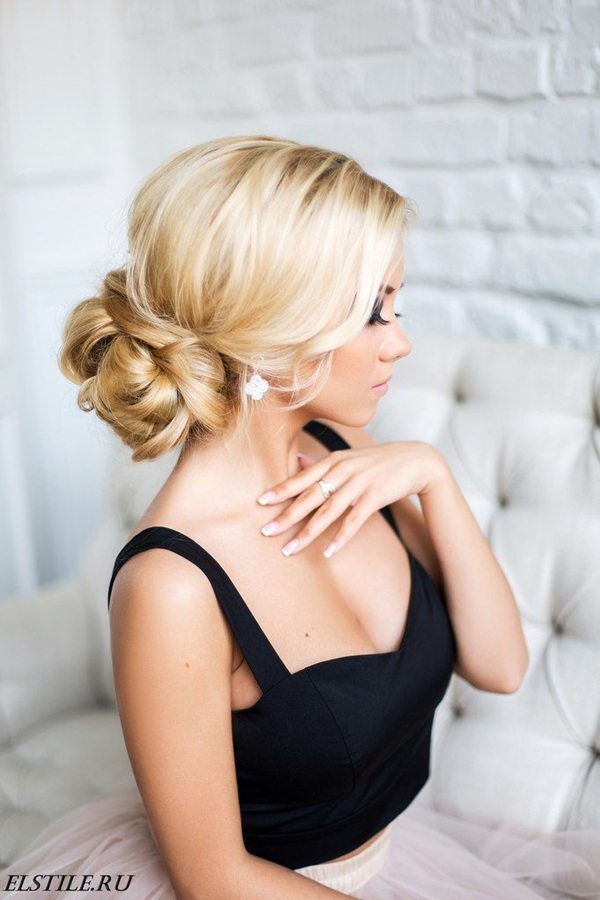 11 Cute & Romantic Hairstyle Ideas for Wedding - Best Hairstyle Ideas